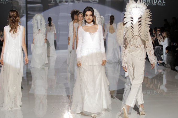 Herentalse Marylise & Rembo Fashion Group schittert op Barcelona Bridal Week