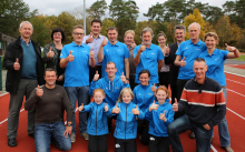 13e Stessens 1 mei 'Athletics Classic Meeting' van AC Herentals