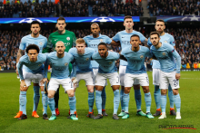 Man City kampioen