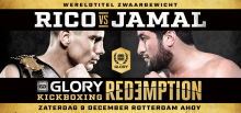 Fight Cards voor GLORY