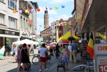 Shopping Festival in Herentals van 26 tot 29 juni