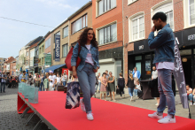 Lenteshopping : modeshows en escape room moeten shoppers verleiden
