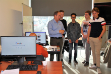 Digitale week : workshops kOsh in 't Peeseeke