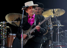 Bob Dylan speelt concert met 3 cd's in Lotto Arena