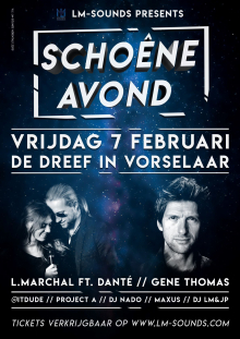 LM-Sounds presenteert Gene Thomas en jong talent uit eigen streek