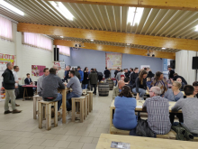 Tweede whisky festival van de Wechelse Whisky Club