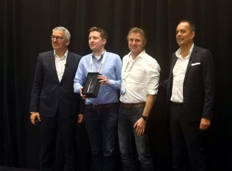 VanRoey.be Wint Fortinet EMEA Growth Partner Of The Year award
