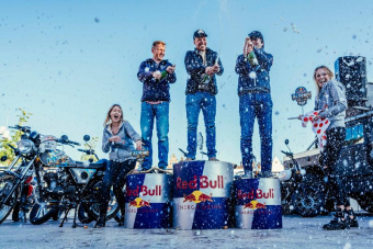 Hans Delsemme (38) uit Geel wint Red Bull All The Way