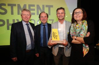 Farmareus Sanofi Geel wint Foreign Investment of the Year