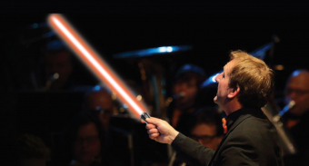 Brass-aux-Saxes plays Star Wars