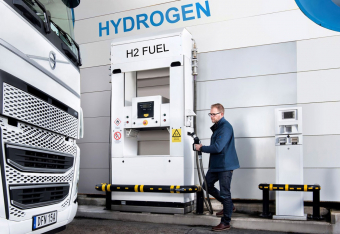 Volvo Group en Daimler Truck AG : joint venture voor productie waterstoftrucks Green Deal-visie