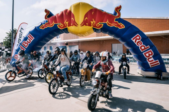 Jonathan uit Olen wint Red Bull All The Way Oldtimers